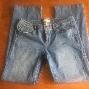 Denim - Banana Republic bootcut jeans size 12